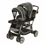 Graco Ready To Grow Duo Stroller with Quick Connect Glacier