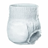 Medline Protect Plus Protective Underwear Large, Moderate-Heavy White