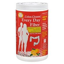 Health Plus Colon Cleanse Every Day Fiber Orange