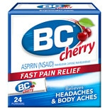 BC Headache Powders Cherry