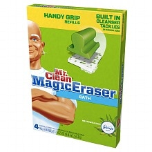 Mr. Clean Magic Eraser Handy-Grip Bath Refills
