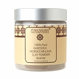 Elma&Sana 100% Pure Ghassoul Moroccan Lava Clay Powder