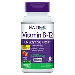 Natrol Vitamin B-12 5000mcg Fast Dissolve, Tablets Strawberry