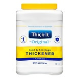 Thick-It Instant Food and Beverage Thickener Powder Unflavored