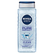 Nivea for Men 3-in-1 Body Wash Pure Impact
