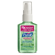 Purell Advanced Hand Sanitizer Gel Aloe