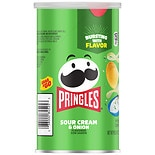 Pringles Potato Crisps Sour Cream & Onion