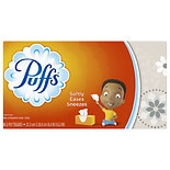 Puffs Basic Facial Tissues 8.4 inch x 8.2 inch