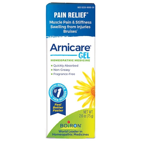 Boiron Arnicare Pain Relieving Arnica Gel