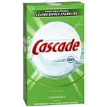 Cascade Dishwasher Detergent Powder with Dawn Fresh