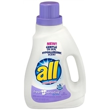 All Fresh & Sensitive Laundry Detergent Fresh