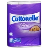 Cottonelle Cottonelle Ultra Comfort Care Toilet Paper 12 RollsClean Care