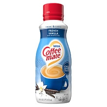 Coffee Mate Liquid Coffee Creamer French Vanilla