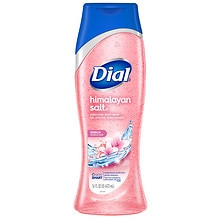 Dial Skin Therapy Replenishing Body Wash Himalayan Pink Salt