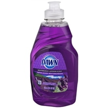 Dawn Ultra Concentrated Dishwashing Liquid Lavender