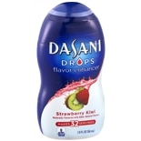 Dasani Drops Flavor Enhancer Liquid Strawberry Kiwi
