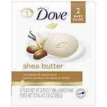 Dove Purely Pampering Shea Butter Beauty Bars 2 Pack Vanilla