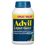 Advil Pain Reliever/Fever Reducer Liqui-Gels