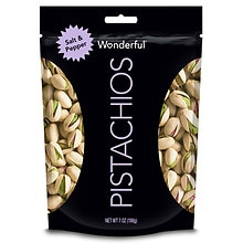 Wonderful Pistachios Salt & Pepper