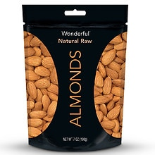 Wonderful Almonds Raw