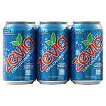Zevia All Natural Soda 6 Pack 12 oz Cans Cola,6 pack