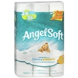 Angel Soft Bathroom Tissue 24 Rolls