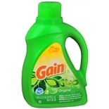 Gain Laundry Detergent Liquid, Original Fresh Original