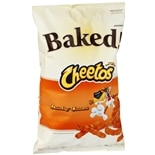 Cheetos Baked! Crunchy Cheese Flavored Snacks