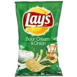 wag-Flavored Potato Chips Sour Cream & Onion