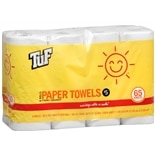 Sunny Smile Tuf Paper Towels 8 Rolls