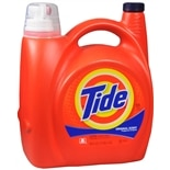 Tide Laundry Detergent Liquid Original