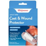 Walgreens Reusable Waterproof Cast & Wound Protector Adult Arm