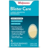 Walgreens Advanced Healing Premium Adhesive Bandages