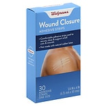 Walgreens Wound Closure Adhesive Strips