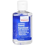 Walgreens Advanced Hand Sanitizer Gel