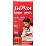 Infants' Tylenol Acetaminophen Oral Suspension Cherry