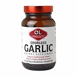 Olympian Labs Odorless Garlic, Softgels