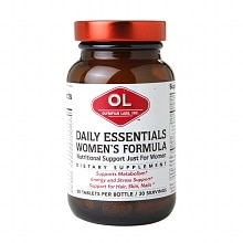 Olympian Labs Daily Essentials Women's Formula, Capsules
