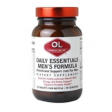 Olympian Labs Daily Essentials Men's Formula, Capsules