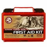 Be Smart Get Prepared Outdoor First Aid Kit 202 Pieces