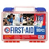 Be Smart Get Prepared First Aid Kit 150 Pieces