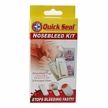 Be Smart Get Prepared Quick Seal Nosebleed Kit