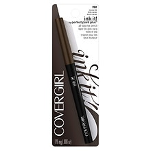 CoverGirl Ink It! By Perfect Point Plus Cocoa Ink 260