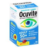 Preservision and Ocuvite Eye Health Supplements