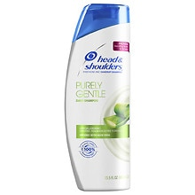Head & Shoulders Purely Gentle Scalp Care Shampoo