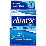 Diurex Aquagels Soft Gel Capsules