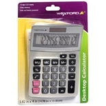 Wexford 12-Digit Desktop Calculator