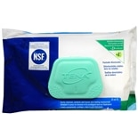 Tena Serenity Flushable Washcloths