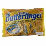 Nestle Butterfinger Fun Size Bag