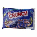 Nestle Crunch Fun Size Bag